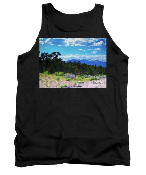 Blue Mountain West Tank Top