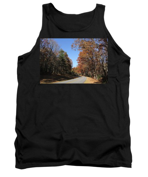 Blue Ridge Parkway Tank Top
