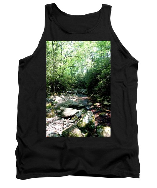 Blue Ridge Parkway Stream Tank Top