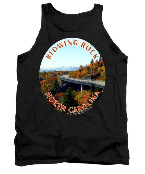 Blue Ridge Parkway T-shirt Tank Top