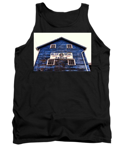 Blue Seal Feeds Tank Top
