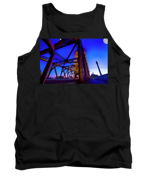 Blue Sunset- Tank Top