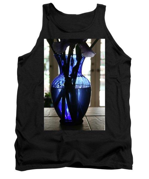 Blue Vase Tank Top