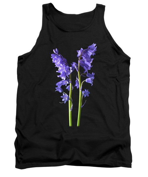 Bluebells From My Very Own Wood Tank Top