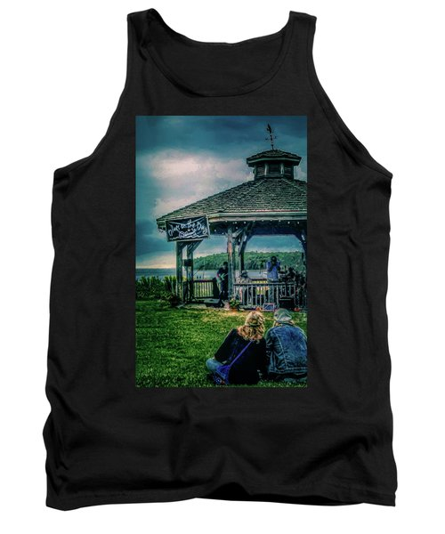 Blues On The Bay Tank Top