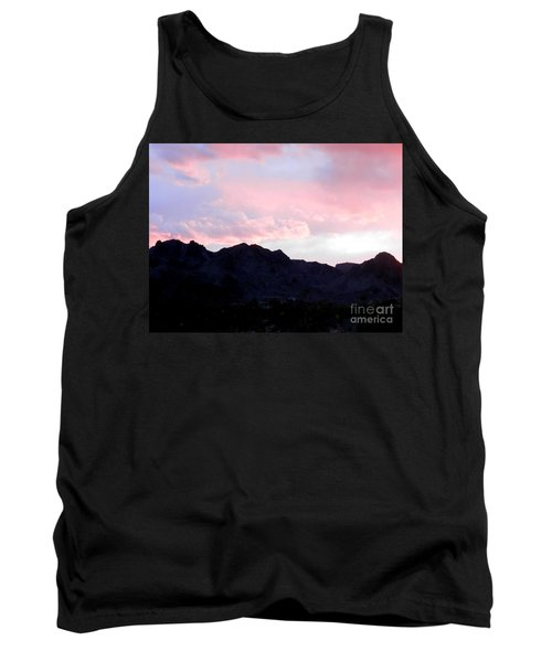Blushed Moments Tank Top