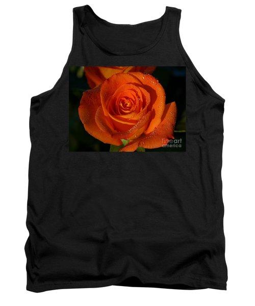 Blushing Rose Tank Top