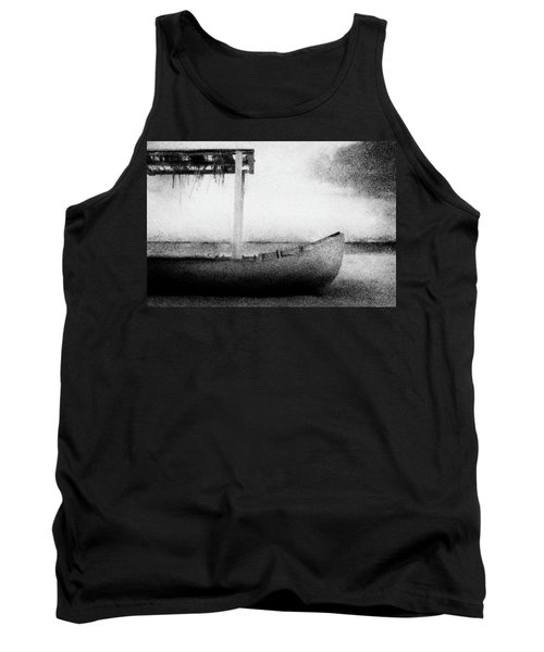 Boat Tank Top by Celso Bressan