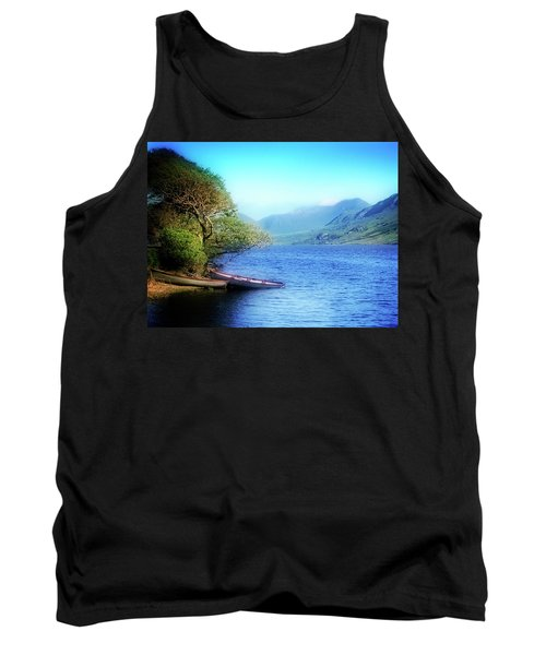 Boats At Rest Tank Top