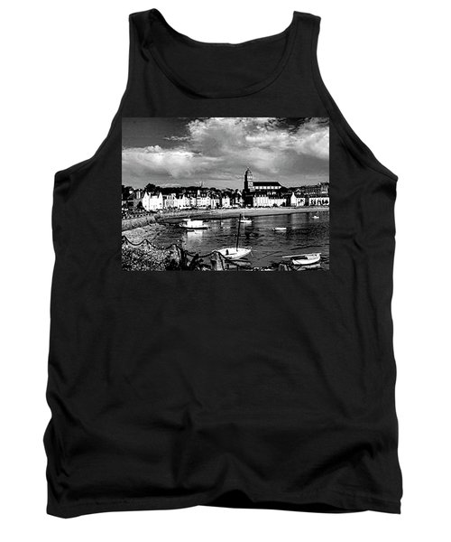 Boats In The Anse Tank Top