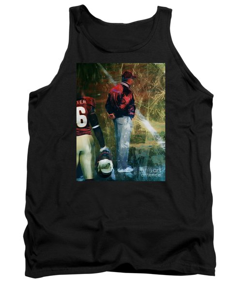 Bobby Bowden Tank Top by Paul Wilford