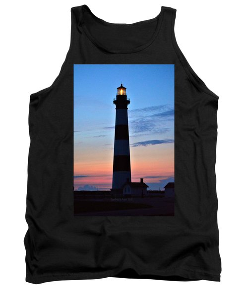 Bodie Lighthouse 7/18/16 Tank Top