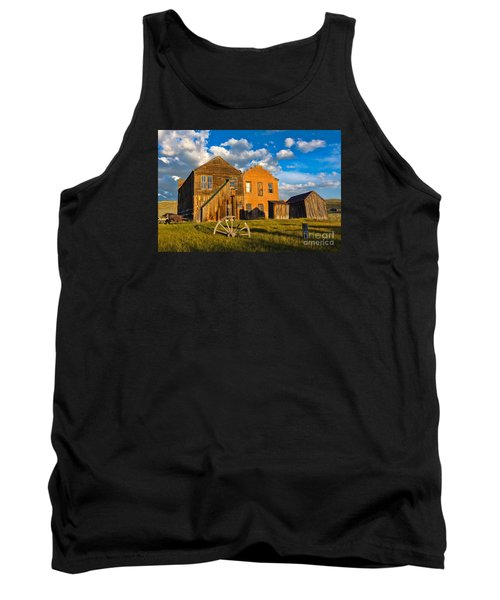Bodie Near Sunset Tank Top