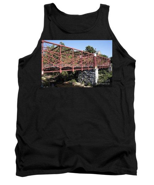 Bollman Truss Bridge At Savage In Maryland Tank Top