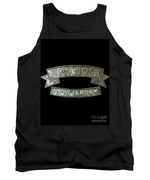 Bon Jovi New Jersey Tank Top