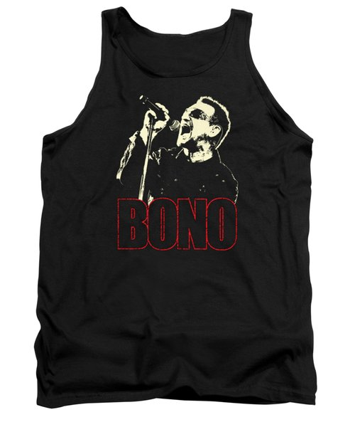 Bono Tour 2016 Tank Top by Gandi Rismawan