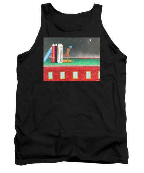 Books Of Knowledge Tank Top