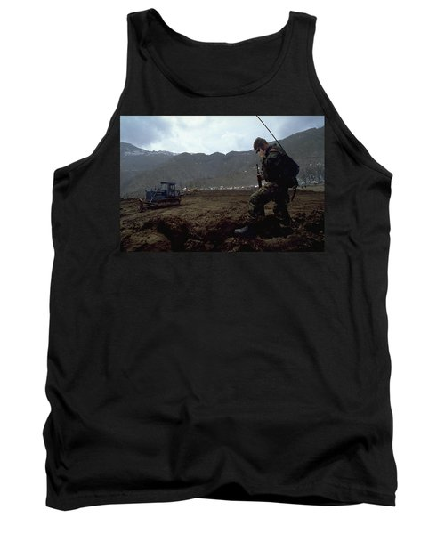 Boots On The Ground Tank Top