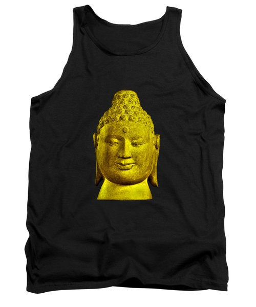 Borobudur Gold  Tank Top by Terrell Kaucher
