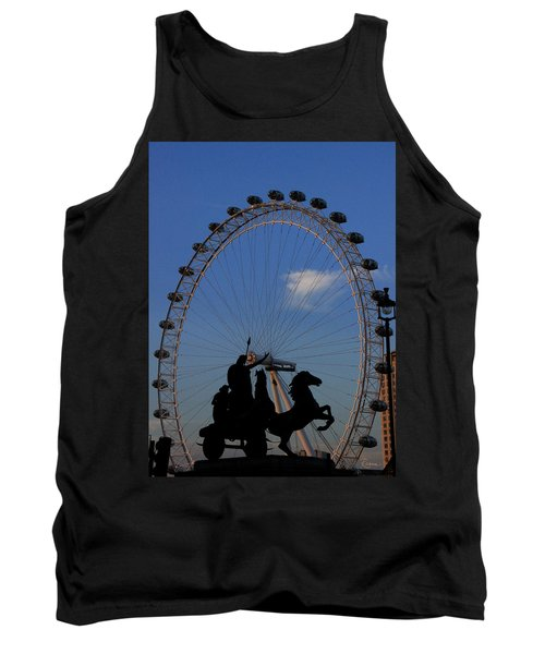 Boudicca's Eye Tank Top