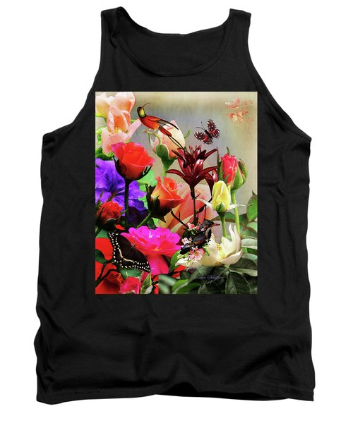 Bouquet Tank Top