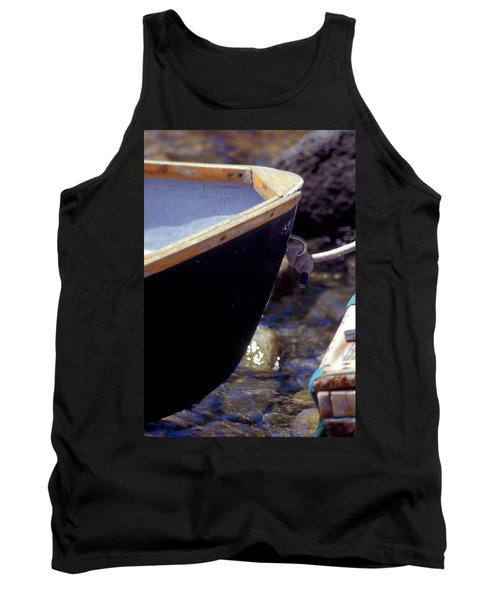 Bow Tie Tank Top by Brent L Ander