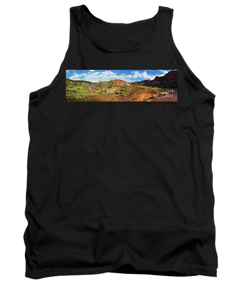 Bracchina Gorge Flinders Ranges South Australia Tank Top