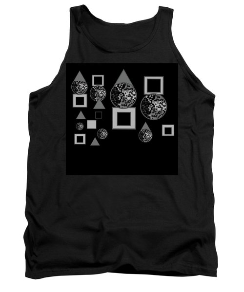 Breaking Through The Shadows Expanded No. 3 Tank Top