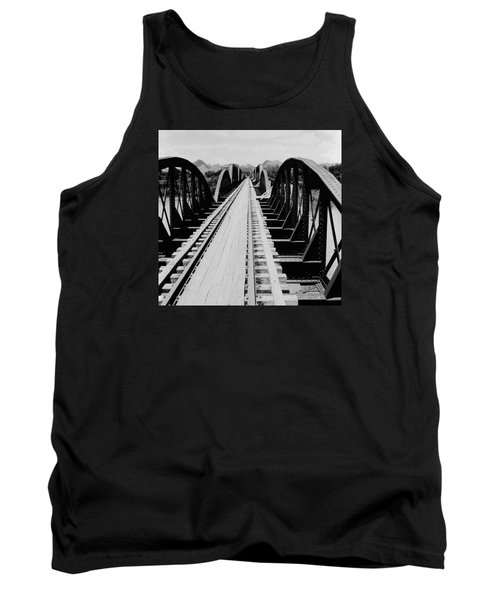 Bridge On The River Kwai Tank Top