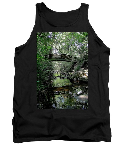 Bridge Reflections Tank Top