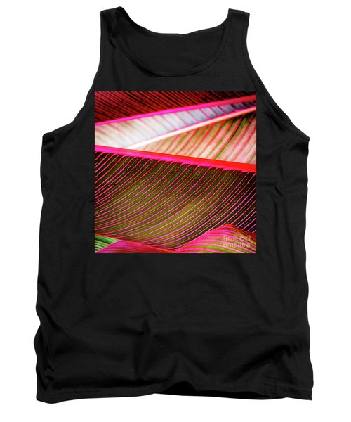 Bright Leaves 548 Tank Top