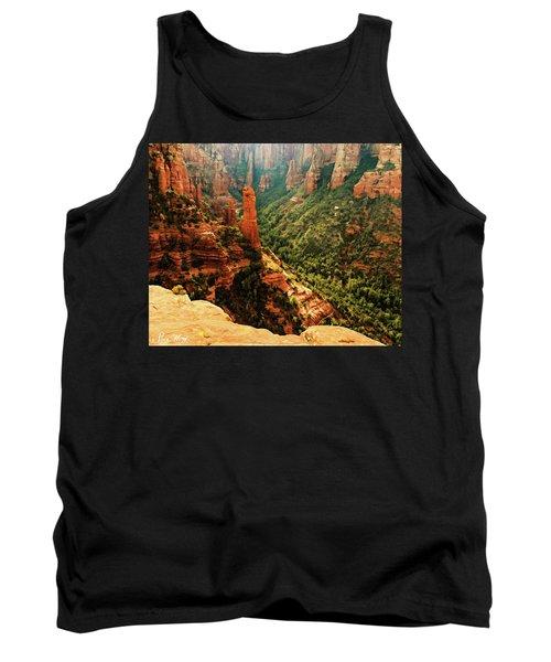 Brins Mesa 07-143 Tank Top