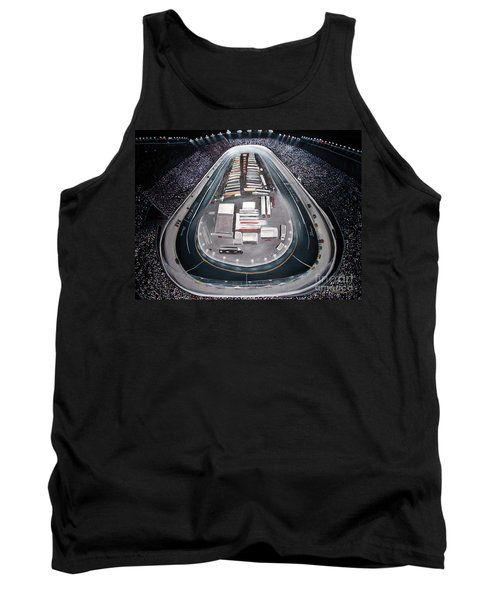 Bristol Motor Speedway Racing The Way It Ought To Be Tank Top