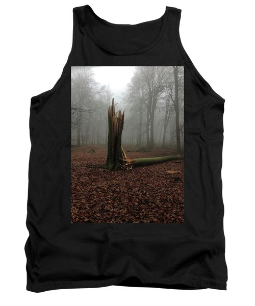 Broken Oak Tank Top
