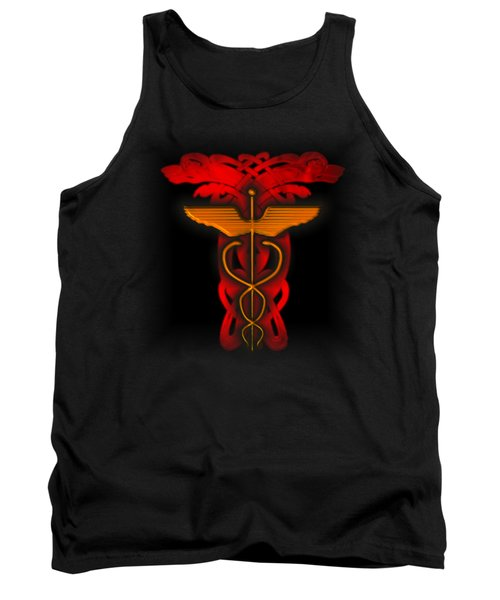 Brotherhood Of The Serpent By Pierre Blanchard Tank Top