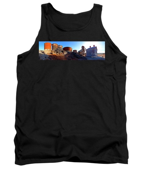 Brownes Shaft Junction Mine  Tank Top