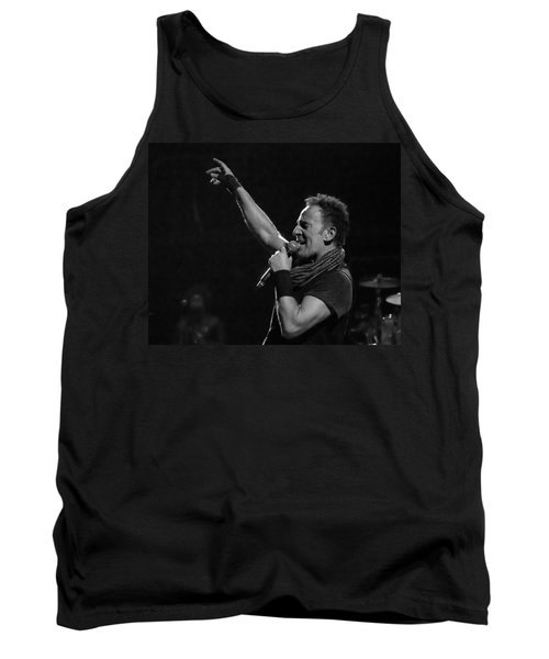 Bruce Springsteen In Cleveland Tank Top