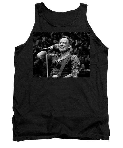 Bruce Springsteen - Pittsburgh Tank Top