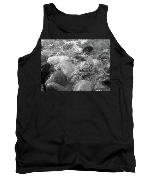 Bubbling Stones Tank Top