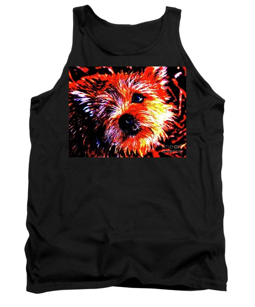 Buddy Tank Top by Xn Tyler