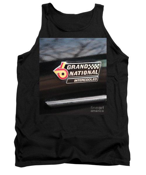 Buick Grand National Emblem Tank Top