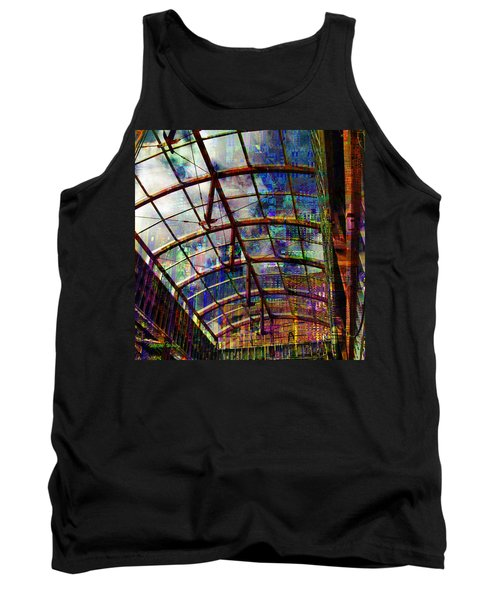 Building For The Future Tank Top