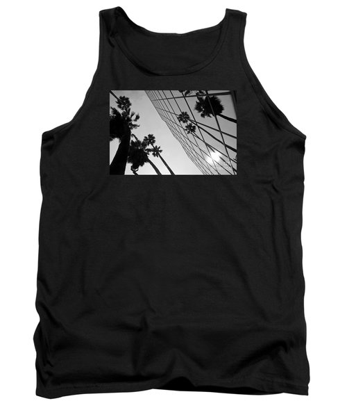 Building On Hollywood 3 Tank Top by Micah May