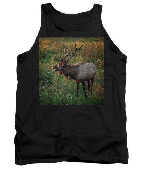 Bull Elk Tank Top