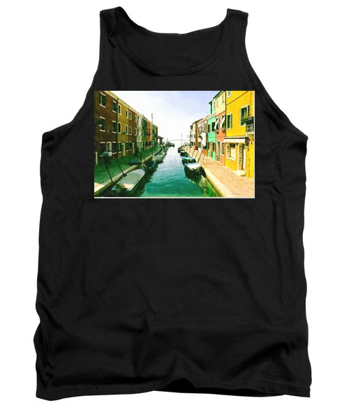 Burano Venice Tank Top