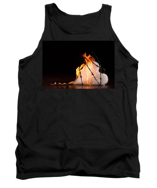 Burning Love Tank Top