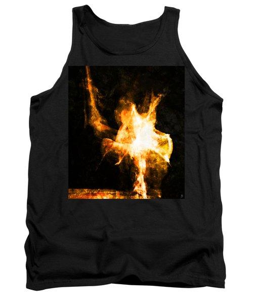 Burning Man Tank Top