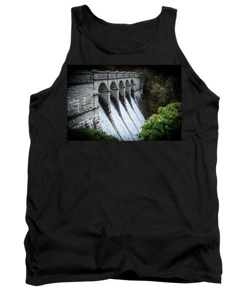Burrator Reservoir Dam Tank Top