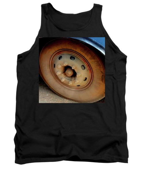 Bus Tyre Tank Top