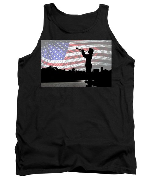 Butterfield's Lullaby  Tank Top